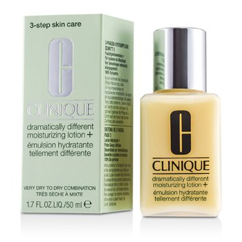 Clinique Dramatically Different Moisturizing Lotion+ (Very Dry to Dry Combination; Bottle)  50ml/1.7oz