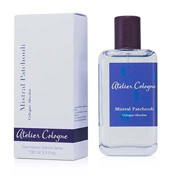 Mistral Patchouli Cologne Absolue Spray  100ml/3.3oz
