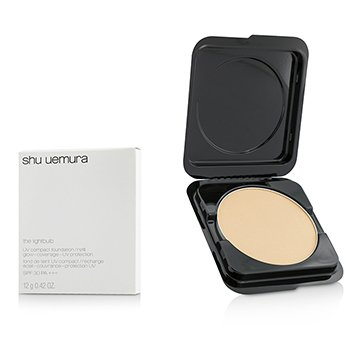 Shu Uemura Base Compacta The Lightbulb UV SPF30 Refil - # 354 Medium Amber  12g/0.42oz