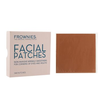 Facial Patches (For Corners of Eyes & Mouth)  144 Patches