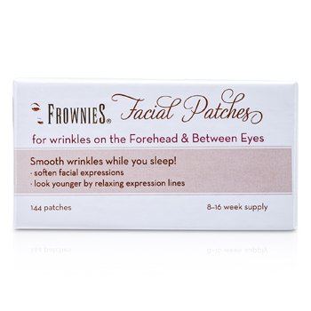 Frownies Parches Faciales (Para Frente & Entre Cejas)  144 Patches