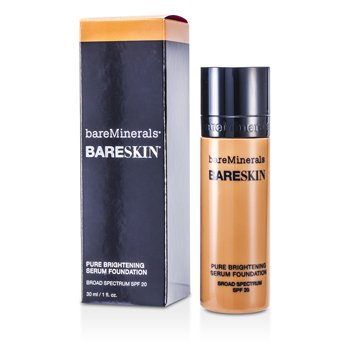 BareMinerals BareSkin Pure Brightening Serum Foundation SPF 20 - # 11 Bare Latte  30ml/1oz