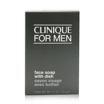 Face Soap with Dish  150g/5.2oz