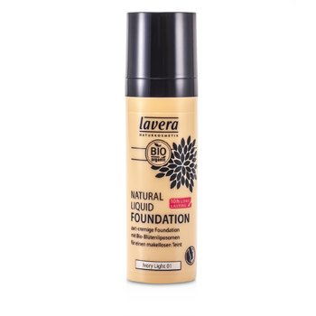Natural Liquid Foundation (10H Long Lasting)  30ml/1oz