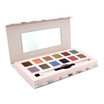Cargo Suited to a Tea Eyeshadow Palette: 12x Eyeshadow  15.24g/0.54oz