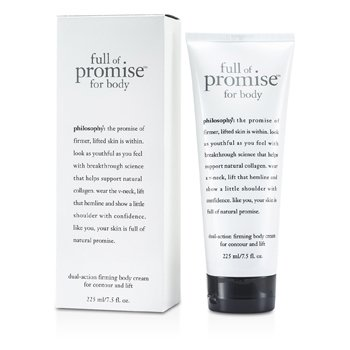 Philosophy Full Of Promoise For Body Dual-Action Firming Body Cream  225ml/7.5oz