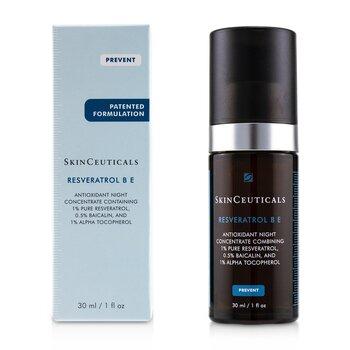 Resveratrol B E Antioxidant Night Concentrate – תמצית לילה אנטי-אוקסידנט 30ml/1oz