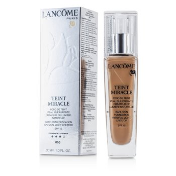 Teint Miracle Bare Skin Foundation Natural Light Creator SPF 15  30ml/1oz
