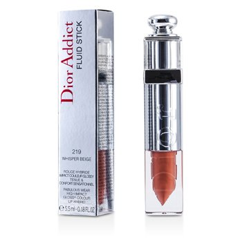 Christian Dior Addict Fluid Stick - # 219 Whisper Beige  5.5ml/0.18oz