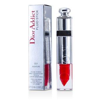 Christian Dior Addict Fluid Stick - # 551 Aventure  5.5ml/0.18oz