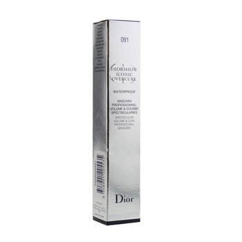 Diorshow Iconic Overcurl Waterproof Mascara  10ml/0.33oz