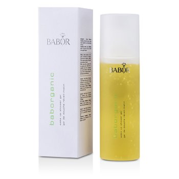 Babor Baborganic Wake Up Shower Gel  200ml/6.7oz