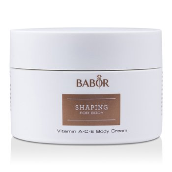 Shaping For Body - Vitamin A.C.E. Body Cream  200ml/6.7oz