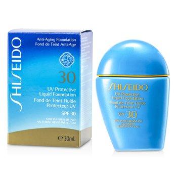 Shiseido Base L�quida Protectora UV - # SP40 Medium Ivory  30ml/1oz