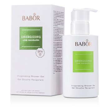 Babor Energizing Lime Mandarin - Invigorating Shower Gel 423620  200ml/6.7oz