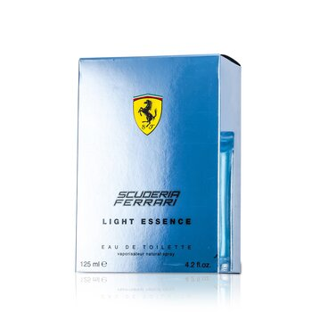 Ferrari Scuderia Light Essence Eau De Toilette Spray  125ml/4.2oz
