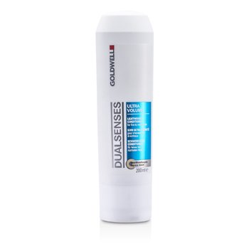 Goldwell Dual Senses Ultra Volume Acondicionador Ligero (Para Cabello Fino a Normal)  200ml/6.7oz