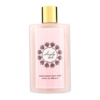 Exceptional Parfums Simply Belle Moisturizing Body Wash  200ml/6.8oz