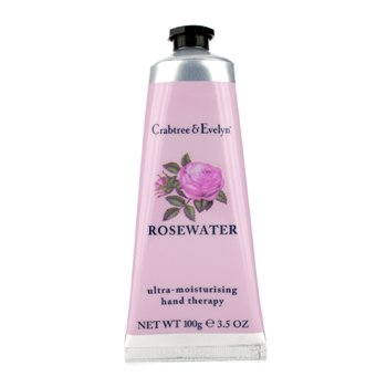 Crabtree & Evelyn Rosewater Terapia de Manos Ultra Hidratante  100g/3.5oz