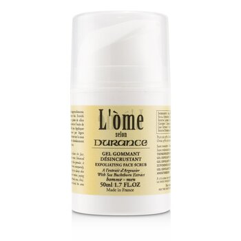 Durance L'Ome Exfoliating Face Scrub  50ml/1.7oz