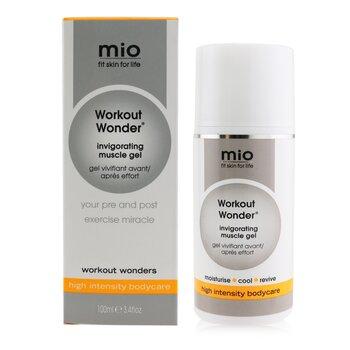 Mio - Workout Wonder Invigorating Muscle Motivating Gel  100ml/3.4oz
