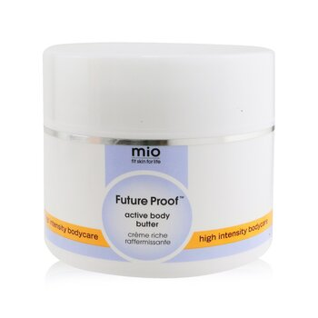 Mio - Future Proof Firming Active Body Butter  240g/8.5oz