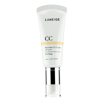 Laneige Water Base CC Cream SPF 36 PA++ Pure Beige  40ml/1.3oz
