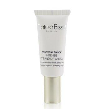 Essential Shock Intense Eye & Lip Cream SPF 15  15ml/0.15oz