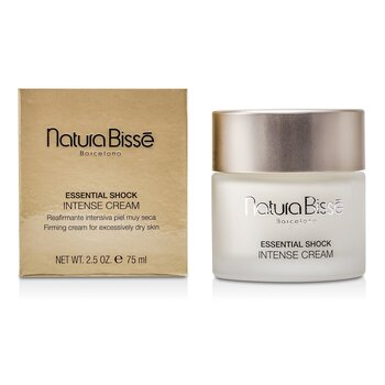 Essential Shock Intense Cream - For Dry Skin  75ml/2.5oz