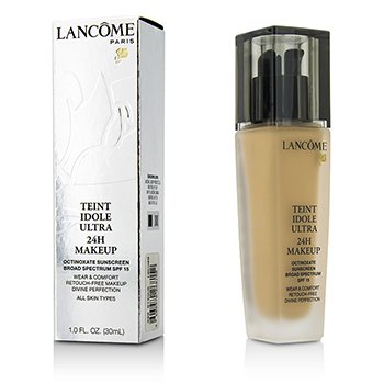 Lancome Teint Idole Ultra 24H Wear & Comfort Base SPF 15 - # 260 Bisque N (Versión US)  30ml/1oz