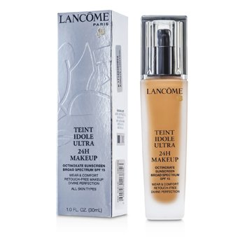 Lancome Teint Idole Ultra 24H Wear & Comfort Foundation SPF 15 - # 460 Suede W (US Version)  30ml/1oz