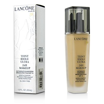 Lancome Teint Idole Ultra 24H Wear & Comfort Foundation SPF 15 - # 250 Bisque W (US Version)  30ml/1oz