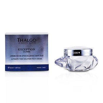 Exception Ultime Ultimate Time Solution Rich Cream  50ml/1.69oz