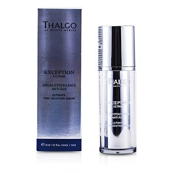 Thalgo Exception Ultime Ultimate Time Solution Suero  30ml/1.01oz