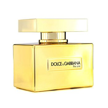 Dolce & Gabbana The One Gold Eau De Parfum Spray (2014 Limited Edition)  50ml/1.6oz