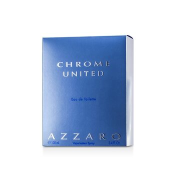 Chrome United Eau De Toilette Spray  100ml/3.4oz