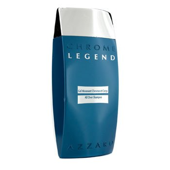 Loris Azzaro Chrome Legend Șampon Complet (Fără Ambalaj)  200ml/6.8oz