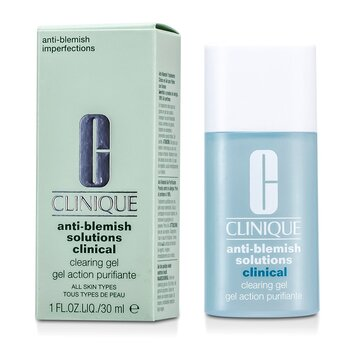 Anti-Blemish Solutions Clinical Clearing Gel  30ml/1oz