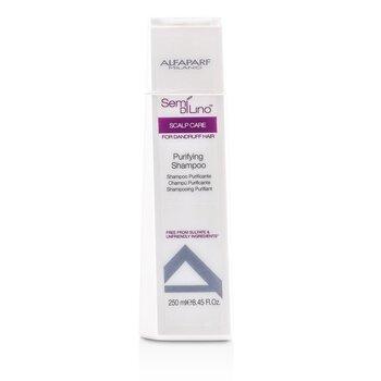 Semi Di Lino Scalp Care Purifying Shampoo (For Dandruff Hair)  250ml/8.45oz