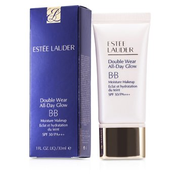 Estee Lauder Double Wear All Day Glow Maquillaje Hidratante BB SPF 30 - # Intensity 3.0  30ml/1oz