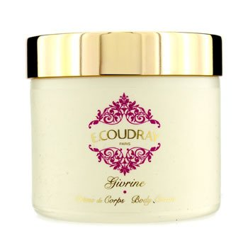 E Coudray Givrine Perfumed Body Cream (New Packaging)  250ml/8.4oz