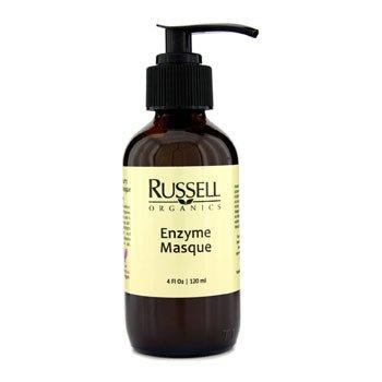 Russell Organics Mascarilla de Enzima  120ml/4oz
