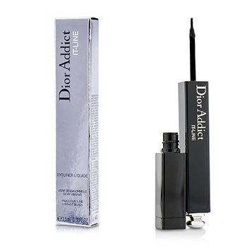 Christian Dior Dior Addict It Line Delineador de Ojos - # Black