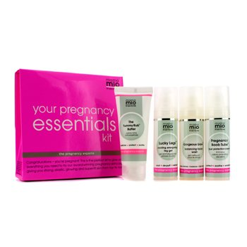 Your Pregnancy Essentials Kit: Tummy Rub Butter