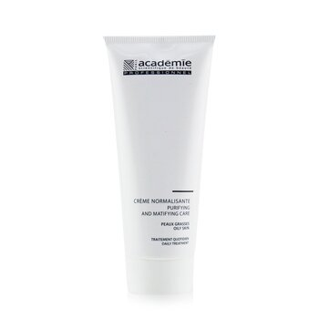 Hypo-Sensible Purifying & Matifying Cream (For Oily Skin) (Salon Size)  100ml/3.4oz