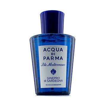 Blu Mediterraneo Ginepro Di Sardegna Energizing Shower Gel  200ml/6.7oz