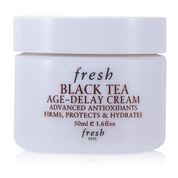 Fresh Black Tea Age-Delay Cream  50ml/1.6oz