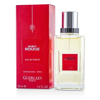 Guerlain Habit Rouge Eau De Parfum Spray 50ml 1 6oz M Eau De Parfum Free Worldwide Shipping Strawberrynet Es