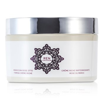 Moroccan Rose Otto Firming Creme Riche (All Skin Types)  200ml/6.8oz