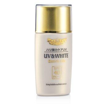 UV & White Întindere Îmbogățită SPF 40 PA+++  35ml/1.19oz